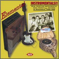 Elemental Instrumentals!! Raw, Primitive Instrumental Rock From Cuca (MP3)